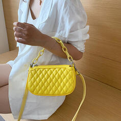 Fashionable/Refined/Solid Color Tote Bags