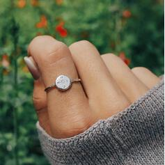 Letter Simple Alloy Rings