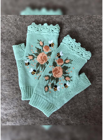 Crochet fashion/Comfortable/Women's Gloves