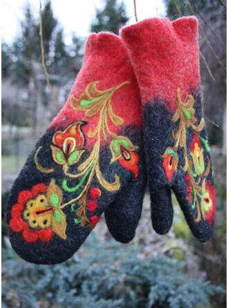 Print/Colorful fashion/Colorful Gloves