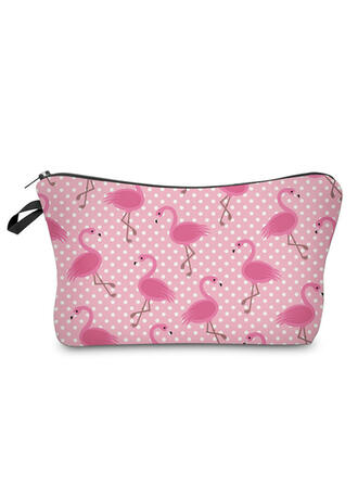 Flamingo Makeup Bags