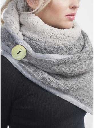 Solid Color Light Weight/fashion/Warm Scarf