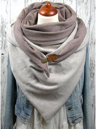 Solid Color fashion/Simple Style Scarf