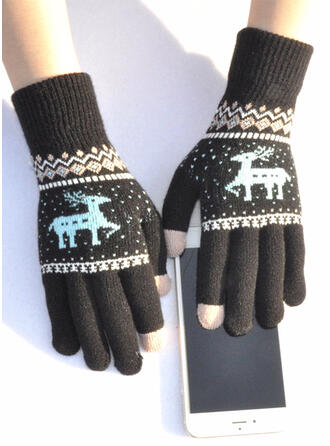Christmas Reindeer fashion/Comfortable/Christmas Gloves