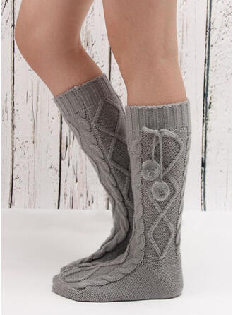 Crochet Warm/Comfortable/Women's/Calf Socks Socks