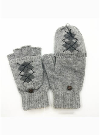 Animal/Graphic Prints Cold weather/Multi-functional Gloves