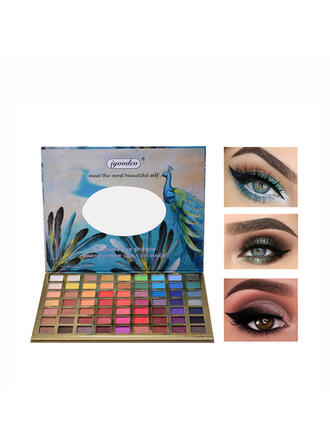 63-color Matte Shimmer Eyeshadow Palette With Box