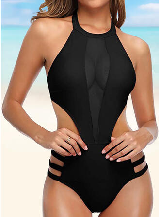 Backless Strapless Sexy One-piece Swimsuits